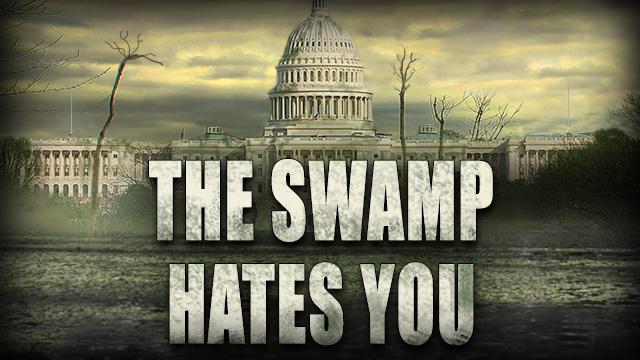 swamp hates you