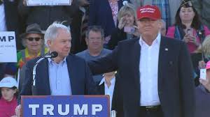 Trump and Sessions in Alabama