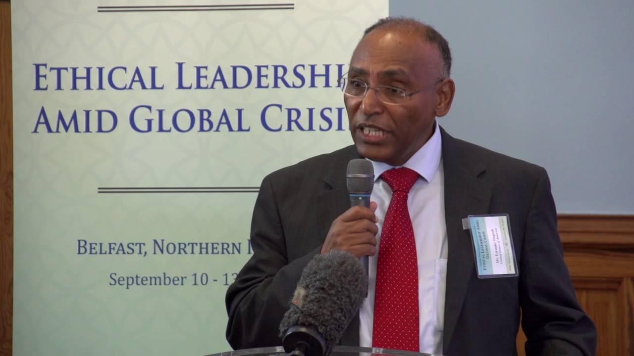 Eskinder Negash travel loans