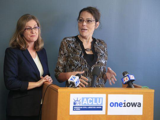 Iowa ACLU lawyer
