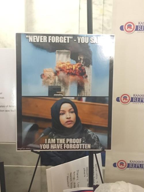 Ilhan omar poster