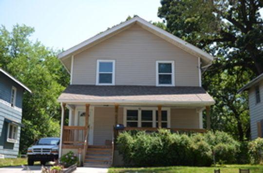 Osman Jama house