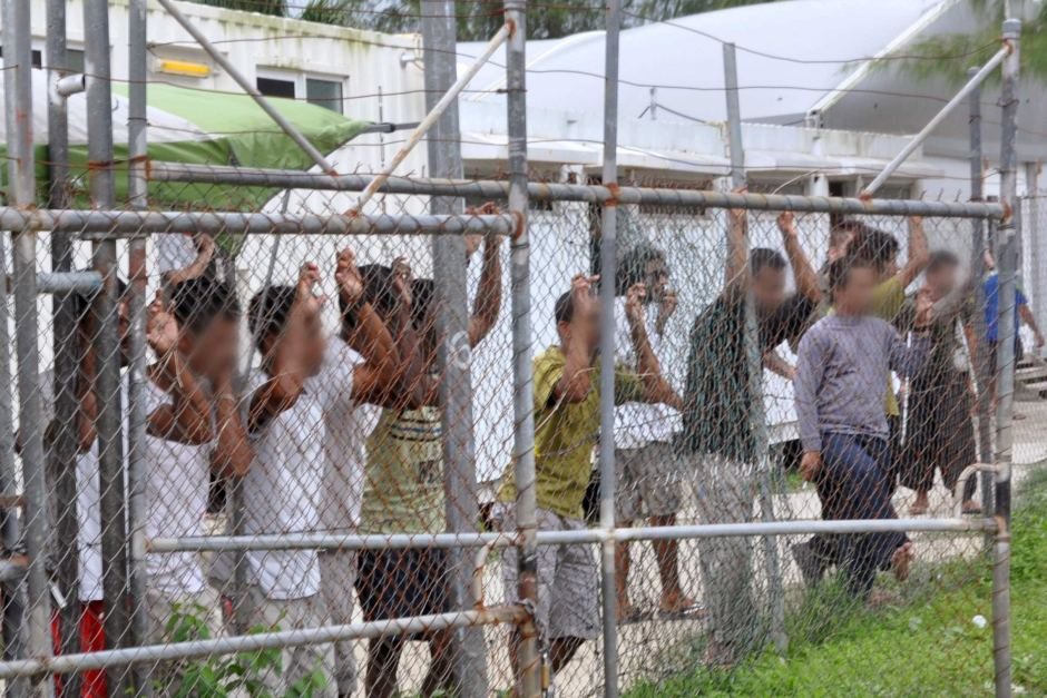 australian detainees