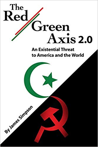 red green axis 2 book cover